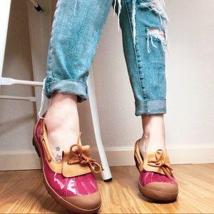 UGG | ☔️ Chunky Leather Rain Loafers